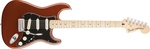Fender Deluxe Roadhouse Stratocaster Classic Copper Maple