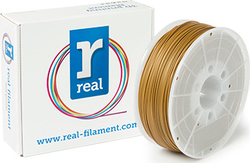 Real Filament ABS 1.75mm Gold 1kg