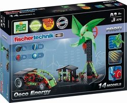 Fischer Technik Eco Energy