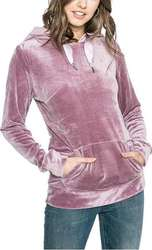 SUBLEVEL WOMEN HOODIE (D1420N02500A-006)