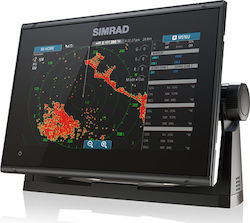 Simrad GO9 XSE with Basemap