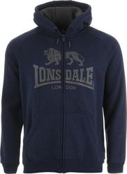 Lonsdale 535005 Navy Charcoal