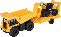Toy State Job Site Machine L-s Dump Truck