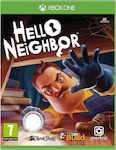 Hello Neighbor XBOX ONE