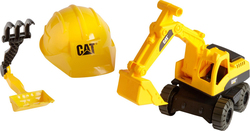 Toy State Cat Construction Crew Snad Set Excavator