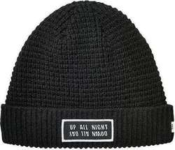 GLOBE YES. UP AND DOWN BEANIE (GB01839001-BLK)