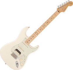 Fender Usa Professional Stratocaster Standard Olympic White