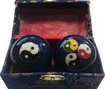 Feng shui Metal Anti Stress Balls
