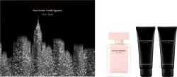 Narciso Rodriguez For Her Eau de Parfum 50ml, Shower Gel 75ml & Body Lotion 75ml