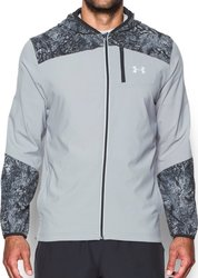Under Armour Printed Running Jacket 1289752-035