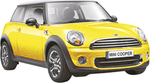 Eddy Toys Mini Cooper 52534 Yellow