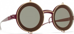 Mykita Fedor Champagne Gold / Wine Red 1507950