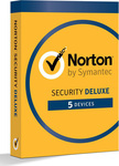 Symantec Norton Security Deluxe 2018 (5 Licences , 1 Year)