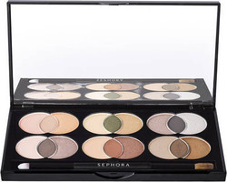 Sephora Collection Mixology Sweet & Warm* Palette Yeux
