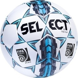 Select Sport Team Fifa No5 10547 White/Blue