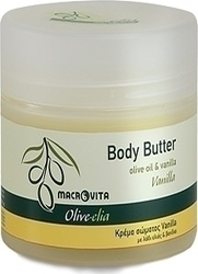 Macrovita Olive Oil & Vanilla Body Butter 200ml