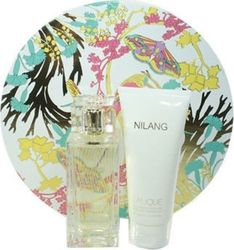 Lalique Nilang Eau de Parfum 100ml & Shower Gel 100ml