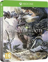 Monster Hunter World (Steelbook Edition) XBOX ONE