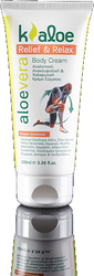 Kaloe Relief & Relax Body Cream 100ml