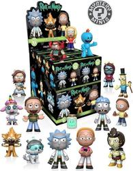 Mystery Minis Blind Box: Rick and Morty