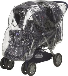 Playshoes Rain Cover for Buggy Stroller