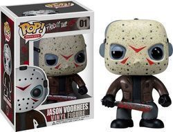 Pop! Movies: Friday The 13th - Jason Voorhees 01