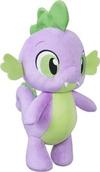 Hasbro My Little Pony Friendship Is Magic Spike The Dragon Cuddly Plush