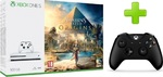Microsoft Xbox One S 1TB & Assasin's Creed Origins & 2nd Controller