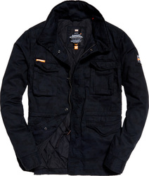 Superdry Winter Rookie Military Jacket Echo Camo