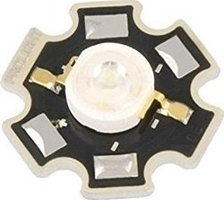 High Power STAR Led 3W - White Cold