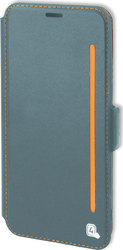 4Smarts Two-Tone Book Grey-Orange (iPhone 8/7)