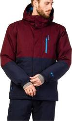 PROTEST RUN SNOW JACKET GROUND BLUE