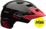 Bell Sidetrack Black-Red