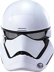 Hasbro Last Jedi First Order Stormtrooper Electronic Mask