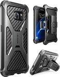 i-Blason Prime Heavy Duty Black Carbon (Galaxy S7 Edge)