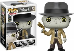 Pop! Games: Fallout 4 Nick Valentine 162