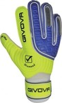Givova Guanto Diamond GU04 Yellow/Blue