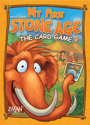 Z-Man Games My First Stone Age: The Card Game
