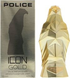 Police Icon Gold Eau de Parfum 125ml