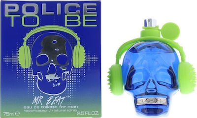 Police Mr Beat Eau de Toilette 75ml