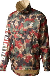 Adidas Pharrell Williams Hu Hiking Camo Windbreaker CY7871