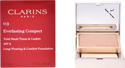 Clarins Everlasting Compact Foundation SPF9 113 Chestnut 10gr