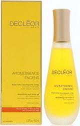 1d1ad3a80e Decleor Aromessence Encens Nourishing Rich Body Oil 100ml