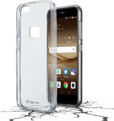 Cellular Line Clear Duo Back Cover Διάφανο (Huawei P10 Lite)