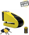 Auvray B lock 10 With Alarm Yellow/Black