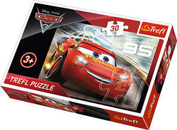 Cars 3 Lightning McQueen 95 30pcs (18215) Trefl