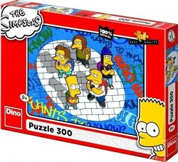 The Simpsons 300pcs (47108) Dino