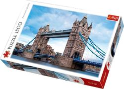 The Tower Bridge Over Thames River 1500pcs (26140) Trefl