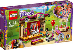 Lego Friends: Andrea's Park Performance 41334