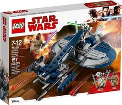 Lego Star Wars: General Grievous' Combat Speeder 75199